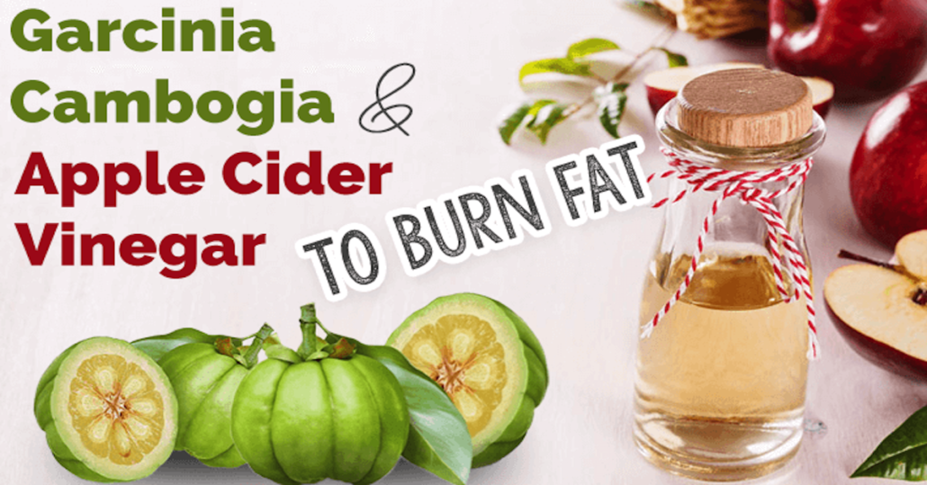 Garcinia Cambogia And Apple Cider Vinegar Diet For Weight Loss